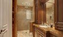 His Bath