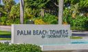 Palm Beach Towers Sign  2018 AAP