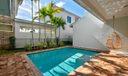 Pool/back porch