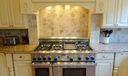 Gourmet Range with 2 ovens
