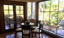 Hibiscus breakfast room