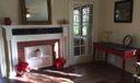 hibiscus fireplace