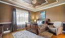 896 University master bedroom 1