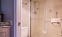 Master bath/shower.