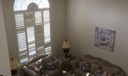 VIEW FROM UPSTAIRS LIVING ROOM