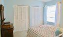 Bed 3 Closets