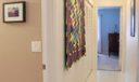 Hallway between Secondary Bedrooms