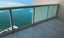Oversized Tiled Balcony