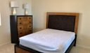 Second bedroom with en suite bath