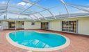Large Back Patio w/Pool