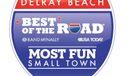 Most Fun Small Town logo