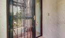 Screened Entry