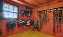 Immaculate Tack/Feed Room