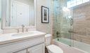 Guest Bath #2 upstairs