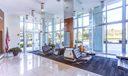 bright lobby entrance