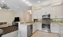 Kitchen Is Open To Great Room