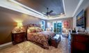 Sonoma Master Bed