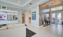 Great Rm/Front Hall Entrance