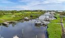 Canal and Golf Views
