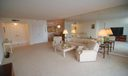 Spacious Living Room - Foyer!