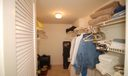 Master Bedroom Walk-In Closet!