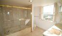 Spacious Master Bath - Marble Floors