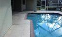 Screened, heated pool ++