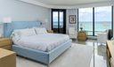MASTER BEDROOM & OCEAN VIEW
