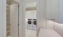 Butler's Pantry & Laundry Room