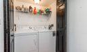 Bridgewood washer:dryer in the unit