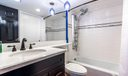 Bridgewood guest bathroom 1