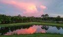 35-Sunset over preserve