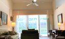 Living Room Sliders to Pool