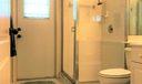 Second Full Bath with Cabana Door