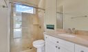 Cabana bathroom