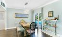 151 Coconut Road Dining Room