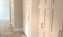 PANTRY STORAGE AND LAUNDRY
