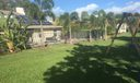 Back Yard extends well beyond Fence