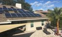 Solar Panels Keep FPL bills very low