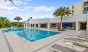 Lap Pool & Cabanas