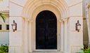28FT BRAZILIAN MAHOGANY FRONT DOORS