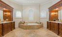 MASTER BATHROOM HERS