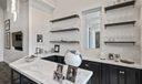 Custom Cabinetry, Quartzite Counters