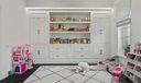 Custom Built-ins/Black Oak Floors