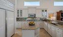Custom Cabinetry w/appliance panels