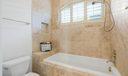 1st Floor Guest Bath 2 Tub