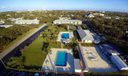AERIAL OF POOL AREA