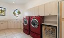 A dream laundry room