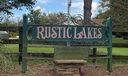 Rustic lakes