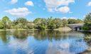 Preserve with lake and bridge